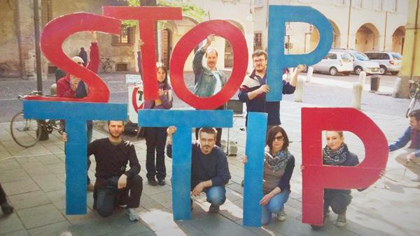 Stop TTIP!