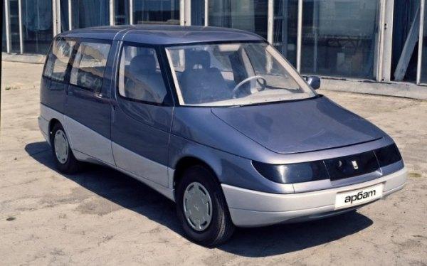 5 советских автомобилей, которые обогнали время. ФОТО