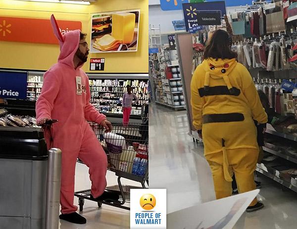 Американские фрики из супермаркетов. ФОТО