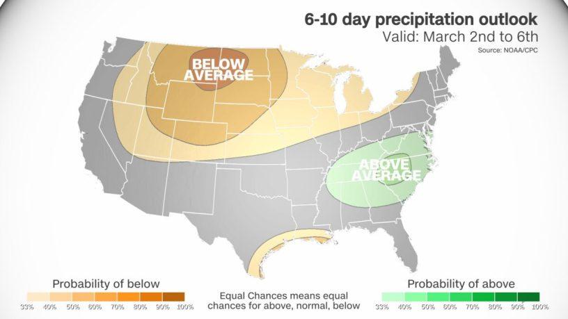 precipitation-outlook