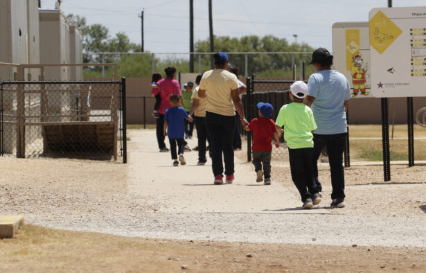 children in ICE custody