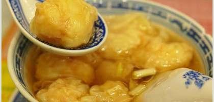【香港美食】麥奀記雲吞麵世家 米其林推薦的雲吞店