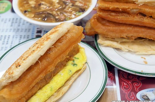 【天母美食】江家黃牛肉麵&永和豆漿 三餐+宵夜的好選擇!