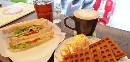 【石牌咖啡館】好日子。咖啡 MD cafe' 榮總午後小歇的好地方
