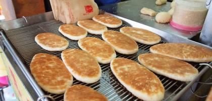 【台北美食】慧昭牛舌餅 榮總周邊好吃的點心舖