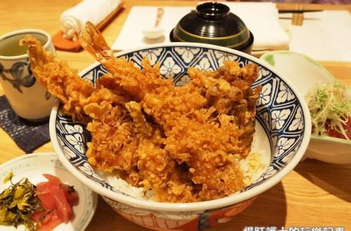 【東京美食】天ぷら専門店 新宿つな八 東京晴空塔90年天婦羅老店