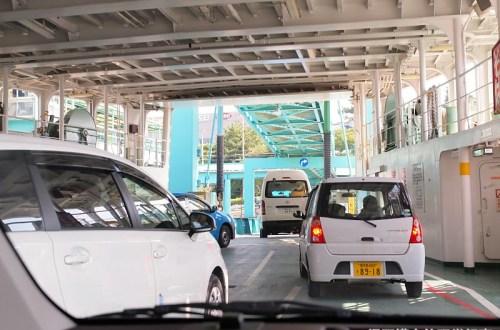 【鹿兒島交通】開車搭渡輪前往櫻島 來趟活火山輕旅行