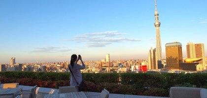 【東京住宿】休雷克淺草雷門飯店 雷門旁看的到晴空塔的優質住宿!(The Gate Hotel )