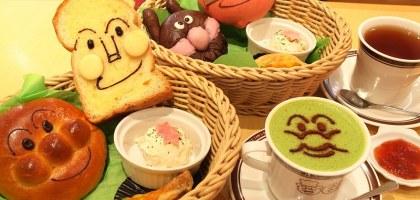 【橫濱】麵包超人博物館-果醬爺爺的麵包咖啡店