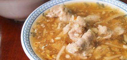 【宜蘭美食】傳承蒜味肉羹 宜蘭當地人都吃這一家