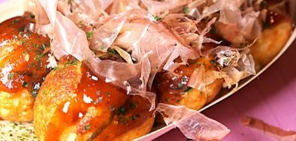 【大阪美食】たこ焼き道楽 わなか 大阪必吃的連鎖章魚燒店