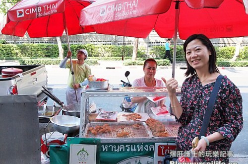 【曼谷美食】爆肝護士心目中全泰國最好吃的泰國炸雞
