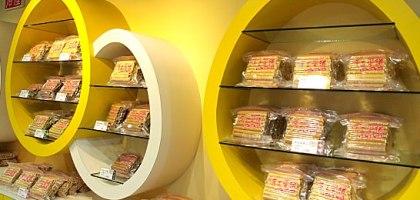 【嘉義景點】勤億蛋品夢工場 新東陽肉鬆蛋捲、彼得兔一口酥蛋捲代工廠