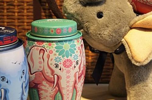 威廉森茶英國百年品牌Williamson tea 送禮收藏的好選擇