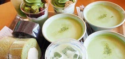 【濟州島】O'Sulloc tea museum 雪綠茶博物館