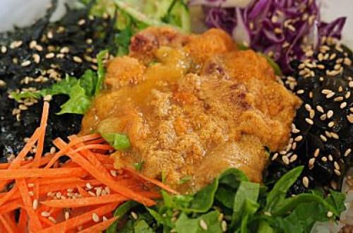 【濟州島】바다의 집 海之家 海膽拌飯、辣鮑魚海鮮湯超好吃!