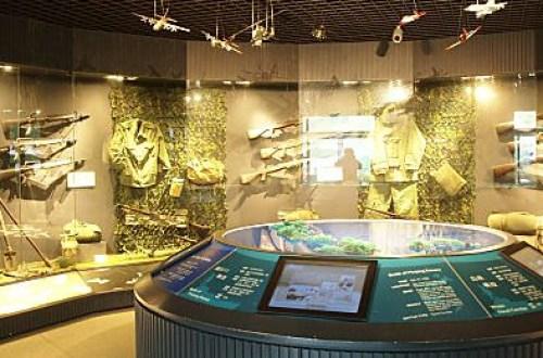 【馬祖北竿】戰爭和平紀念公園主題館 軍事迷不能錯過的地點