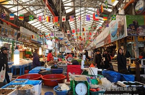 【濟州島】東門市場동문재래시장、中央地下街、七星街 超好逛、超好買!