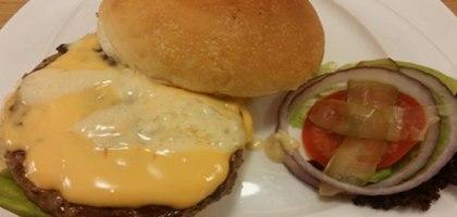 【新竹美食】巨城BigCity–大口吃-手創漢堡,秉持手做,顛覆你的味覺!