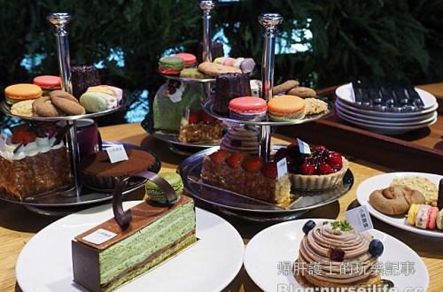 【台北美食】小茶栽堂 自家契作無毒茶品搭配糕點 吃甜點也可以很時尚風雅