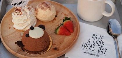 【曼谷美食】Think cafe 泰國貨櫃式咖啡屋