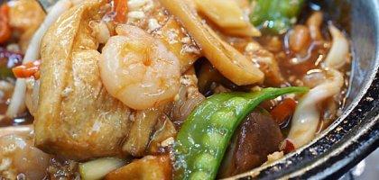 【台北美食】新華港式菜館 捷運南京復興站巷弄的香港住家菜