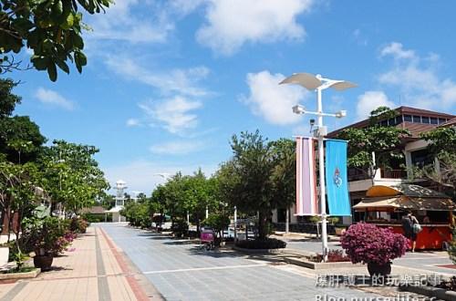 以渡假村及outlet為概念設計的蘇梅島機場