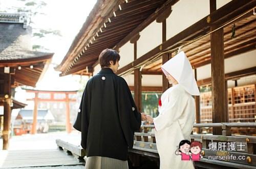 【海外婚禮】浪漫破表的和婚!京都貴船神社、上賀茂神社、琵琶湖景教堂、大津王子婚宴超感人!