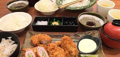 勝博殿 日本連鎖炸豬排專賣店