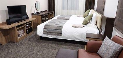 【日本住宿】金澤Hotel Mystays 離車站近,便宜又寬敞的住宿。