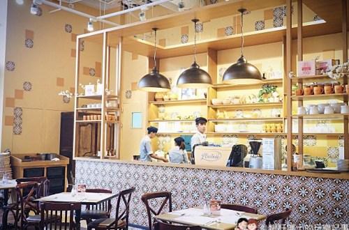 台南、東區|歐舒丹Café 台南南紡店 L'Occitane Café Taiwan