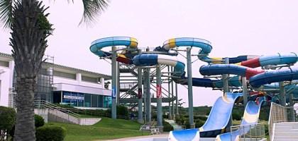 日本、神奈川住宿 大磯王子飯店 海水浴場、保齡球館、網球高爾夫球場、gocar,超大型的渡假飯店!