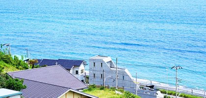 日本、神奈川 江子島灌籃高手車站、鐮倉大佛、鐮倉王子飯店用午餐海線之旅