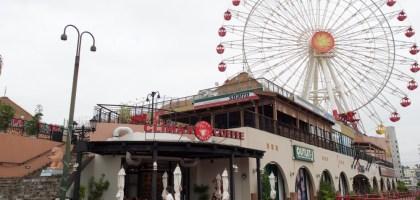日本、沖繩|必逛的海濱大型購物商圈 沖繩美國村