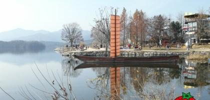 韓國、京畿|韓劇景點 楊平「兩水頭、洗美苑」她曾漂亮拍攝地