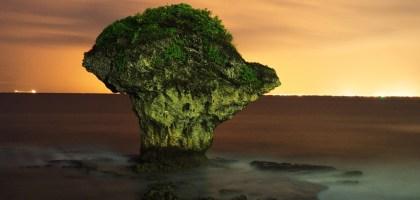 屏東、小琉球 花瓶岩、白沙觀光港•日景夜景都滿分的必到景點