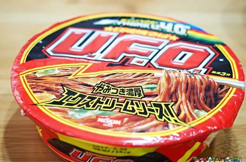 日本泡麵UFO|每次看到都會買的炒泡麵