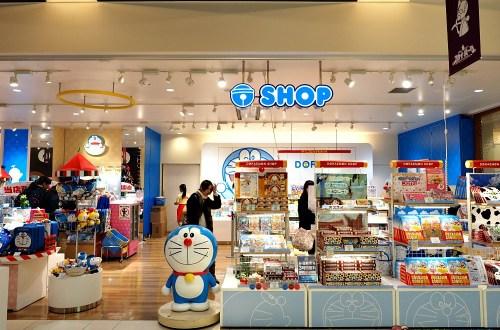 札幌新千歲機場|哆啦A夢空中樂園SKY PARK.讓你的荷包隨著夢想起飛