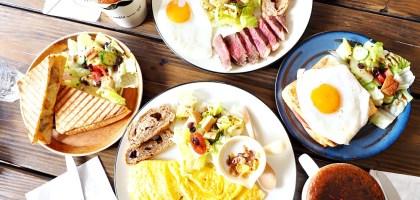 Humble beginnings café|天母享受悠閒氛圍的早午餐