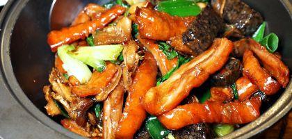 吃味鮮精緻百元熱炒|芝山站白飯免費吃到飽的平價快炒