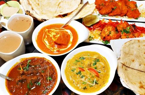 Jai Ho Indian Restaurant 天母東路有機會體驗印度手繪Henna的印度料理