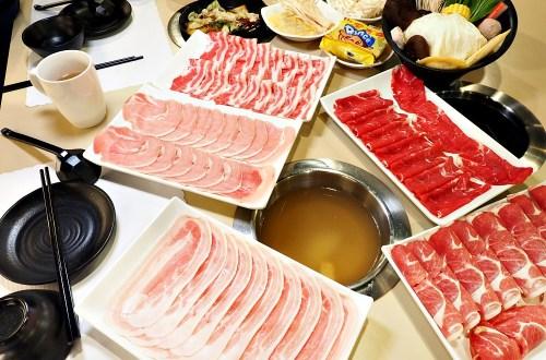 艾莉帕|天母平價吃到飽壽喜燒、涮涮鍋(已結束營業)
