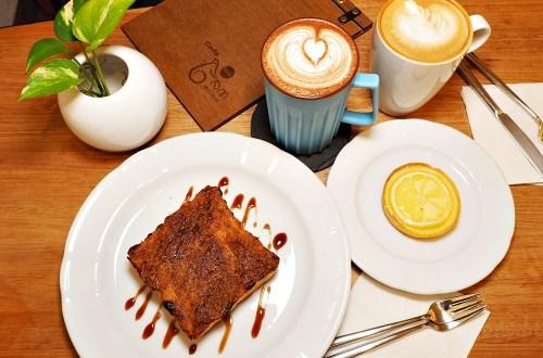 璞石咖啡Café Hidden Gem|隱藏天母巷弄中烘焙味.心隨著舒適而沈靜