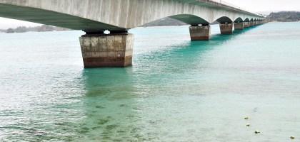 沖繩 古宇利島.連結兩岸的戀人之島