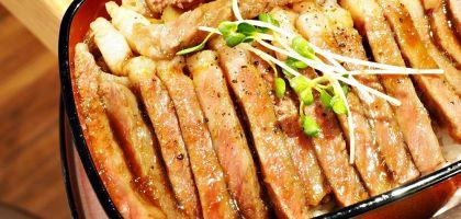梅田、大阪站|ビフテキ重・肉飯ロマン亭.肉舖直營和牛丼飯超過癮