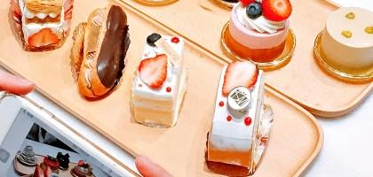 ISM 主義甜時|日本職人手作甜點.獲得天皇勳章的達克瓦茲就在天母