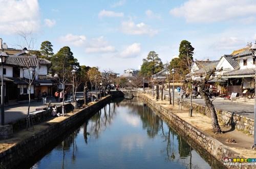 岡山、倉敷 在晴天之國體驗藍與白譜成的寧靜