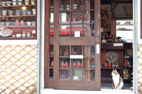 沖繩|壺屋通.陶瓷老街散策