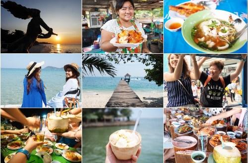 KKday沙美島兩天一夜之旅.台灣地陪帶你水果、海鮮吃到飽,旅遊最地道的景點!
