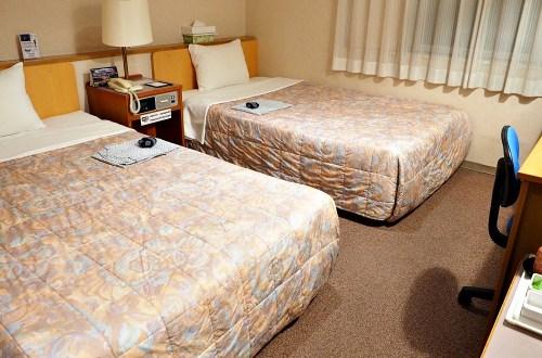 北海道、函館住宿 水之庭院函館酒店.函館車站附近的超便宜住宿